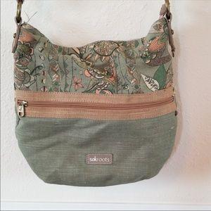 Adorable sakroots crossbody purse